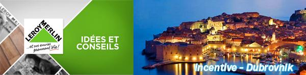 Incentive corporate chez Leroy Merlin, destination méditerranée !