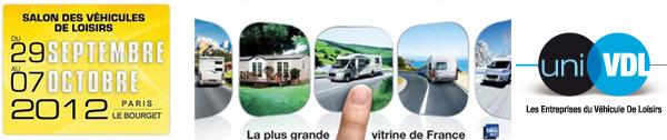 Le professionnalisme de Medical International Presence au célèbre salon du véhicule de loisir.