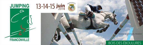 L'assistance médicale événementielle de Medical International Presence au Jumping International de Franconville 2014.