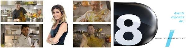 Cuisine et Amour bientôt sur D8 avec MIP… Un programme romantico-culinaire dans les tuyaux !